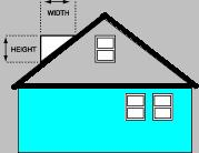 Measure Your House for Siding - The Weird Stuff