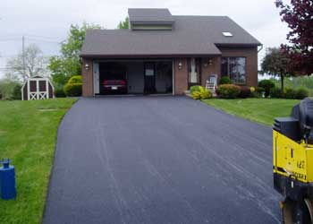 Asphalt Paving Costs