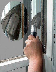 Window Zipper Tool