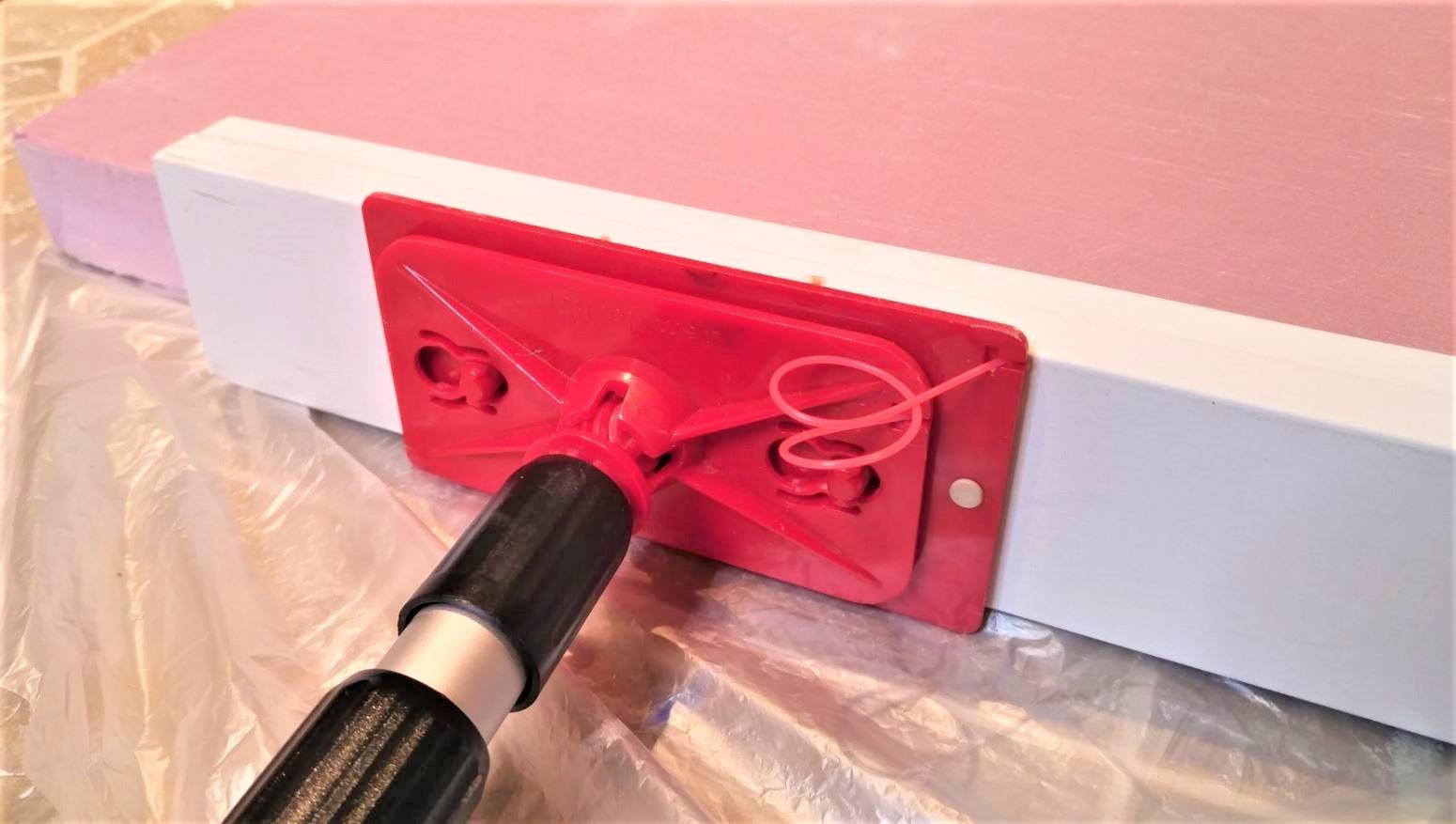 Zip Wall Clamping Foam