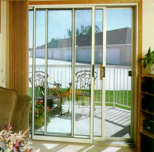 HotSexy Home Remodels Tip Remove A Sliding Glass Door