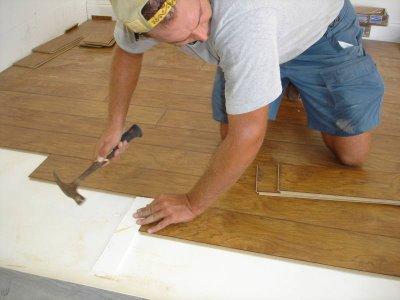 Laminate Flooring Quick Step