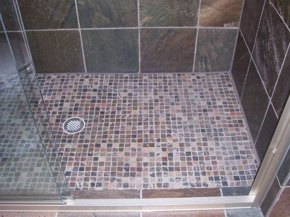 Hotsexy home remodels slateshower - Types of showers for your home ...