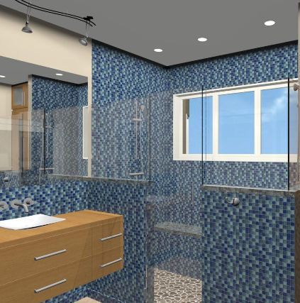 Hotsexy home remodels shower tile types not every tile can be used in the shower - Types of showers for your home ...